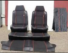 Classic Mini Italian Job Full Interior Front And Rear Seats All Door Cards RARE
