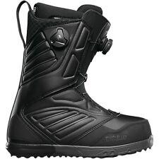 ThirtyTwo Men Binary Boa Snowboard Boots (9) Black