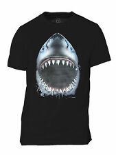 Shark Bite Mens Short-Sleeve T-Shirt