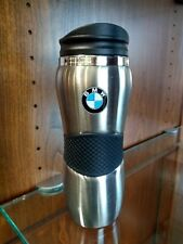 BMW Gripper Travel Mug - Stainless, 15 Ounce with Silicone Grip 80900439610