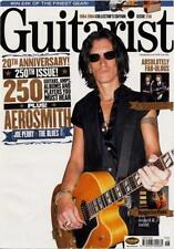 Aerosmith Joe Perry UK Guitarist' Interview Clipping TRANSPARENCY
