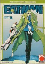 EATMAN COLLANA JAPAN VOLUME 5 EDIZIONE PLANET MANGA