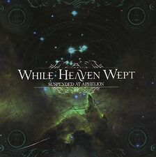 Suspended At Aphelion - While Heaven Wept (2014, CD NIEUW)