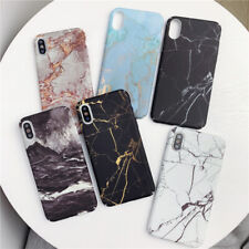 Hot Scrub Marble Hard Phone Case For iPhone 11 Pro For iphone 11 pro max XR XS