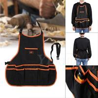 Wear-resisting Tool Apron Bag Woodworking Gardening Crafts Mechanic Electrician