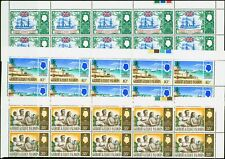 More details for gilbert & ellice is 1967 75th anniv of protectorate set of 3 sg132-134 superb...