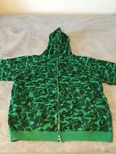 "A Bathing Ape BAPE ""Shibuya"" 2007 Limited Edition Hoodie XL One Of A Kind"