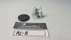 Warhammer 40k Necron Illuminor Szeras OOP KC-8