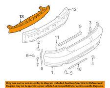 MITSUBISHI OEM 99-03 Galant Rear Bumper-Impact Reinforcement Bar Rebar MR214896