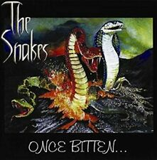 The Snakes - Once Bitten [CD]