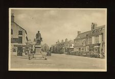 Lincolnshire Lincs SPILSBY Franklin street scene Boot Shoe Repair 1955 PPC