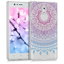 kwmobile Crystal Case für Nokia 3 Indische Sonne IMD Design Cover TPU Silikon