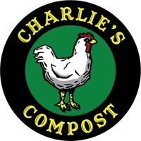 Chicken Manure Natural Fertilizer: Charlie's Compost! Various Sizes