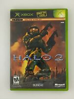 Halo 2 - Original Xbox Game - Complete & Tested