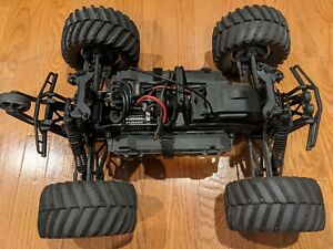 HPI Savage Flux HP and batteries