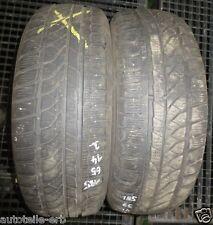 2 Winterreifen Reifen 185/65 R14 86T >5mm Dunlop SP Winter Response ´10 - ED846