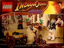 Indiana Jones™ LEGO Ambush in Cairo (Marketplace Chase) 7195 RETIRED SET