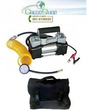 Compressore professionale 12v in vendita ebay for Mini compressore portatile per auto moto bici 12v professionale accendisigari