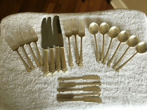 Vintage Lunt English Shell - Sterling Silver