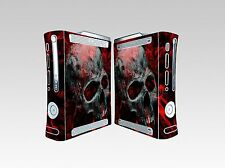 Skull 251 Vinyl Decal Cover Skin Sticker for Xbox360 Console