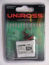 Uniross 82H 2.4V Cordless telefono batterie BC102168 500mAh NI-MH