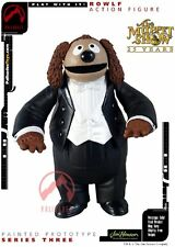 MUPPETS SHOW ROWLF AND BABY GRAN PIANO ACTION FIGURE THE MUPPET NUOVA NEW!