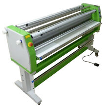 "New 65"" MVT-600 USTECH Master Professional cold roller laminator mounting wrap"