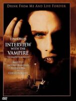 Interview with the Vampire (DVD, 2000, Special Edition)