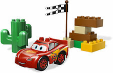 LEGO Duplo 5813 - CARS - Lightning McQueen - NO BOX