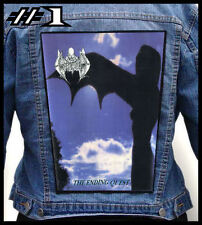 GOREMENT   --- Huge Jacket Back Patch Backpatch --- Various Designs