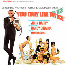 You Only Live Twice [Original Motion Picture Soundtrack] by John Barry...