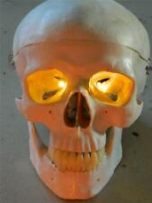 HALLOWEEN PROP AMBER/Orange LED EYES FOR MASK OR SKULL