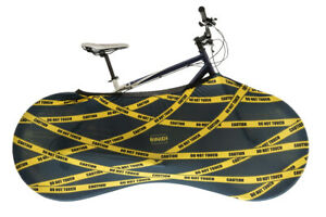 """Case Rinidi Bicycle """"Do Not Touch"""""""