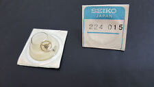 224015 GENUINE CENTER WHEEL & PINION WITH CANNON PINION SEIKO MONACO 7016