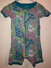 18-24M The Children's Place Sea Life Cropped Stretchie Shorts Pajamas Sleeper Pj