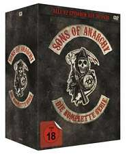 Gesamtbox SONS OF ANARCHY Complete Collection TVSERIE 30 DVD Box LIMITED EDITION