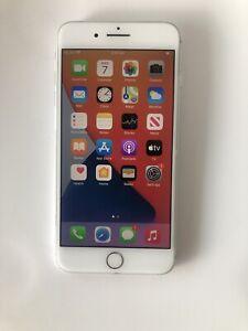 Apple iPhone 8 Plus - 64GB - Silver (Unlocked) A1864 (CDMA + GSM) (AU Stock)