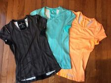 Women's 90 Degree by RefWorkout Shirt lot of 3 ~ Xsmall / Small