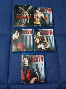 LOTTO BLU RAY FILM - ROCKY