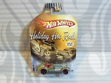 2010 HOT WHEELS '' HOLIDAY HOT RODS'' = SWEET 16 = GOLD