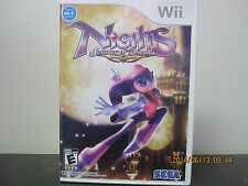 Nights: Journey of Dreams  (Wii, 2007) *Tested