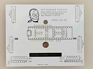 Kinesis Advantage Mechanical Keyboard KB500 KB600 KinT Stapelberg QMK UpgradePCB