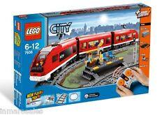 Lego 7938 tren de pasajeros.