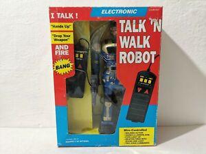 Robot Electronico Talk N Walk Robot Radioshack 90s