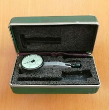 Dial Test Indicator Federal T 1 Test Master 030 Range 001 Graduation