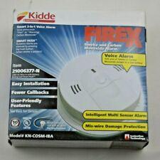 Kidde KN-COSM-IBA Smoke & Carbon Monoxide Alarm Wire-In AC w/Battery Backup NEW