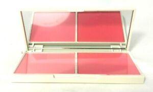 Jessica Liebeskind Vintage Blush & Brighten Face Palette ~ Pink Coral ~ .47 oz