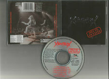 XENTRIX - Dilute to taste CD RARE THRASH METAL MINT KREATOR TESTAMENT REALM