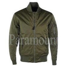 Nike Zip Nylon Bomber, Harrington Coats & Jackets for Men
