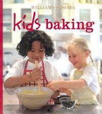 Williams-Sonoma Kitchen Library: KIDS BAKING COOKBOOK